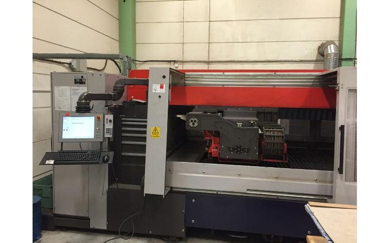 BYSTRONİC CNC 2005 12mm