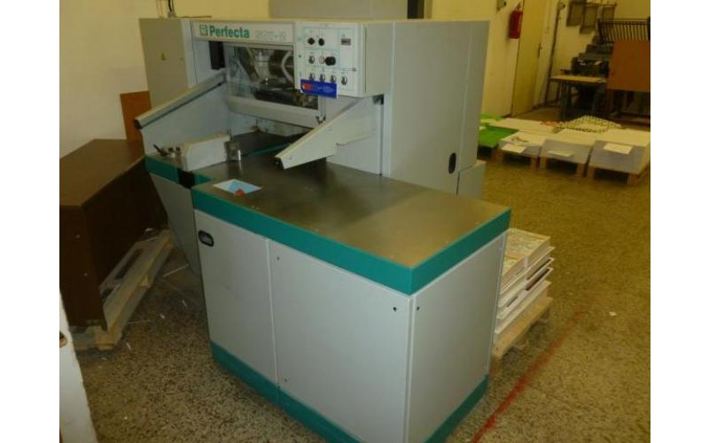 2011 PERFECTA SDY - 2  Three Knife Trimmer